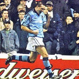 Tottenham home 2002 to 03 howey goal