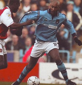 arsenal 2002 to 03 action