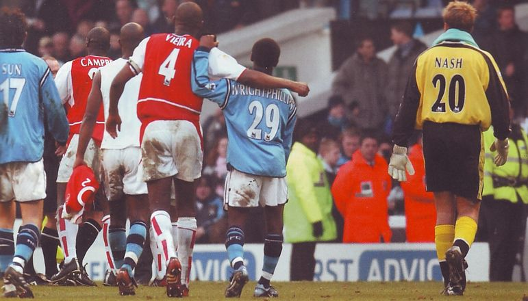 arsenal 2002 to 03 action4