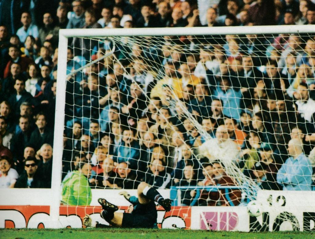bolton home 1996 to 97 kinky goal5
