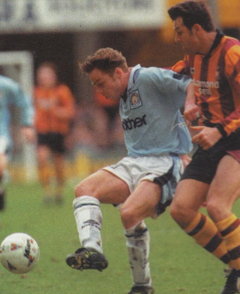bradford away 1996 to 97 action8