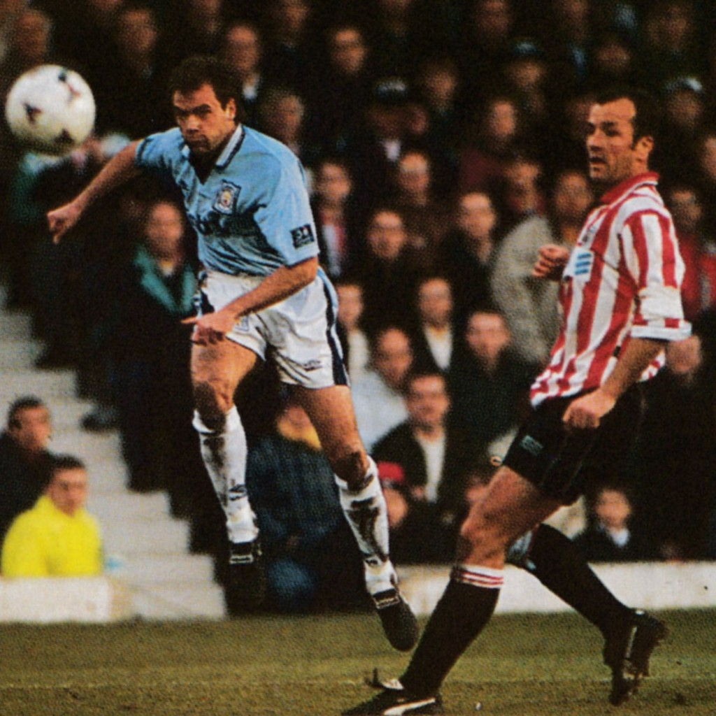 brentford fa cup 1996 to 97 action10