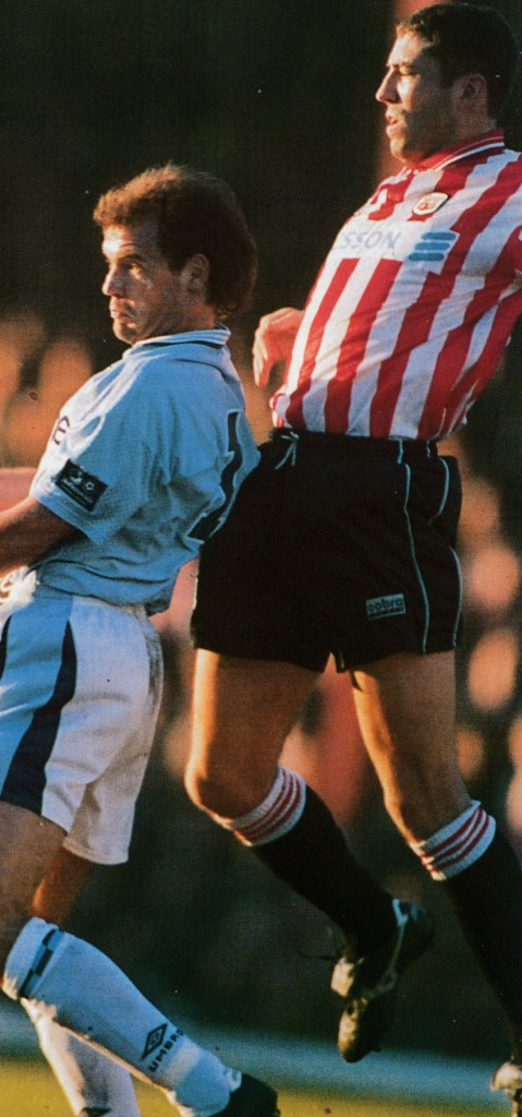 brentford fa cup 1996 to 97 action11