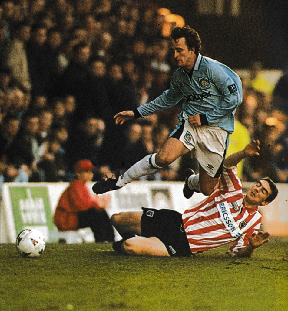 brentford fa cup 1996 to 97 action5