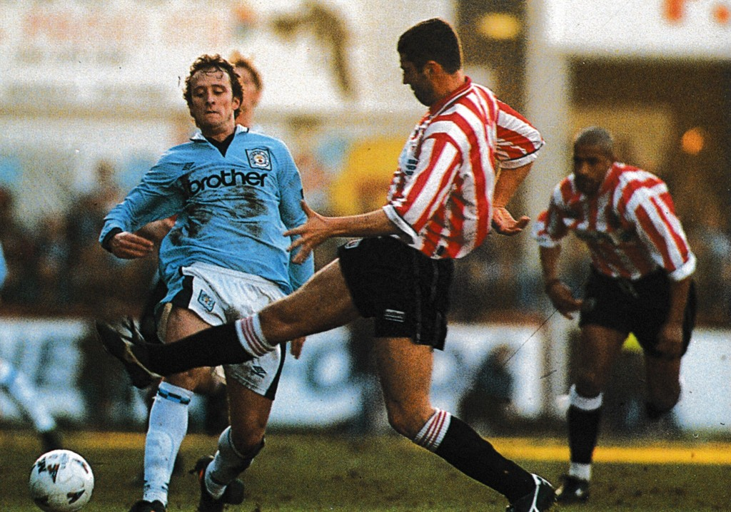 brentford fa cup 1996 to 97 action6