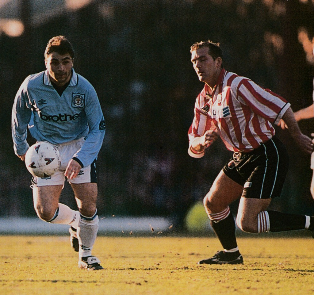brentford fa cup 1996 to 97 action8