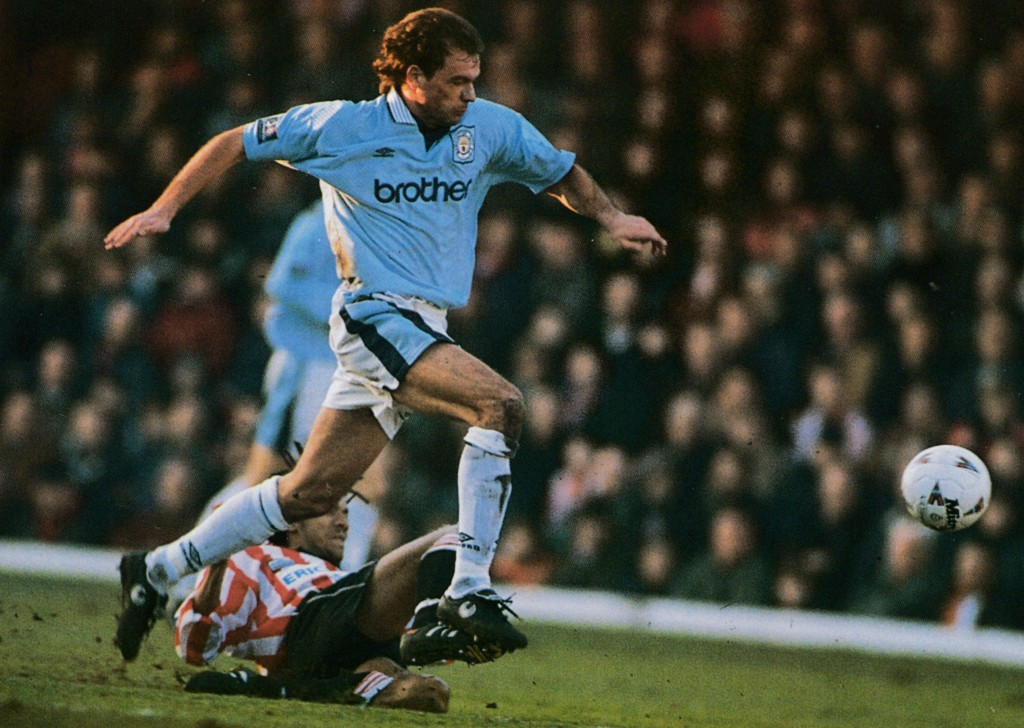 brentford fa cup 1996 to 97 action9