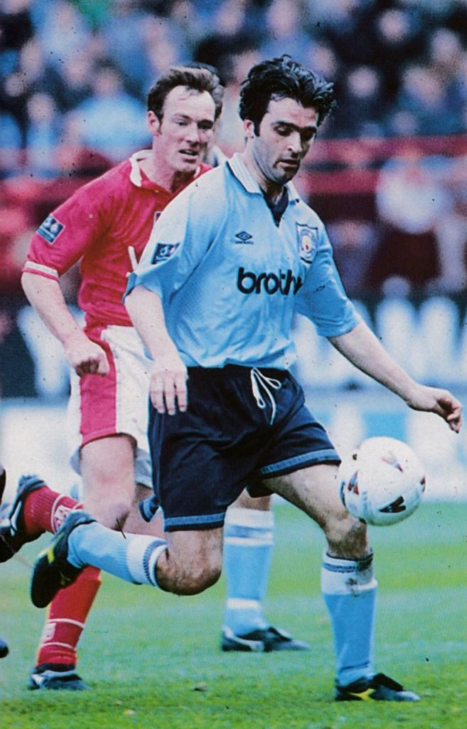 charlton away 1996 to 97 action10