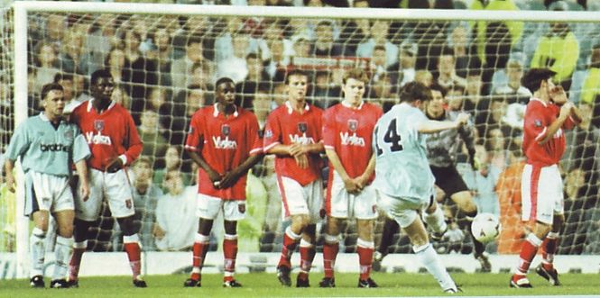 charlton home 1996 to 97 action