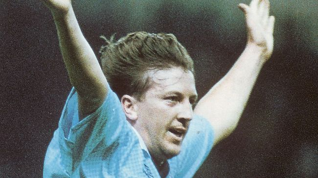charlton home 1996 to 97 creaney goal