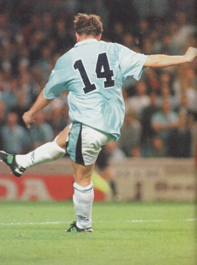 charlton home 1996 to 97 creaney goal5