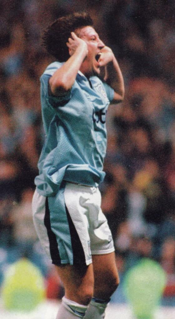 charlton home 1996 to 97 creaney goal6