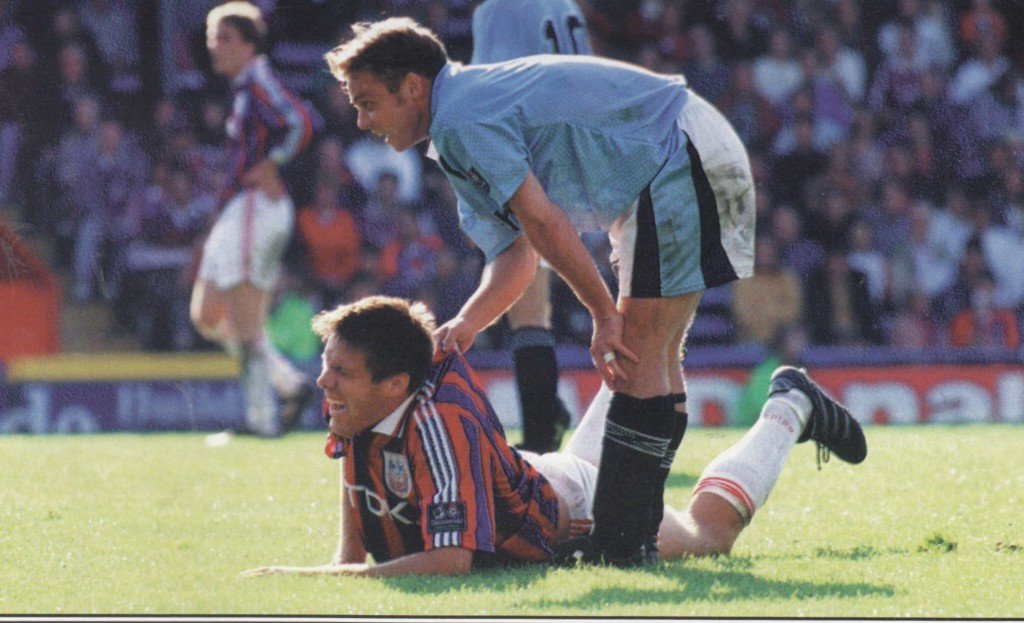 crystal palace away 1996 to 97 action6