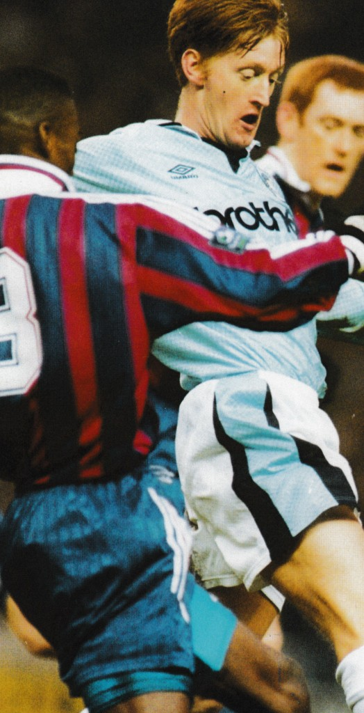 crystal palace home 1996 to 97 action 8