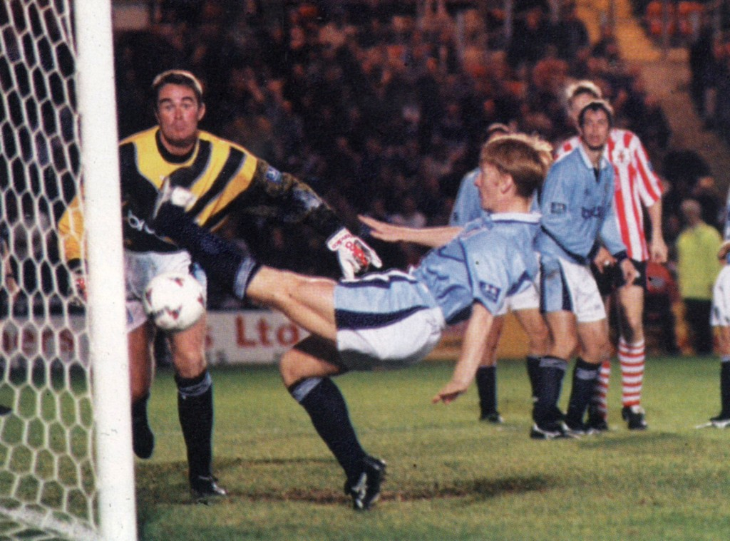 lincoln away 1996 to 97 action