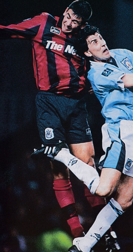 portsmouth home 1996 to 97 action5
