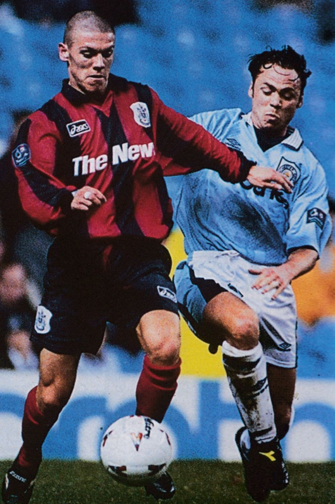 portsmouth home 1996 to 97 action7