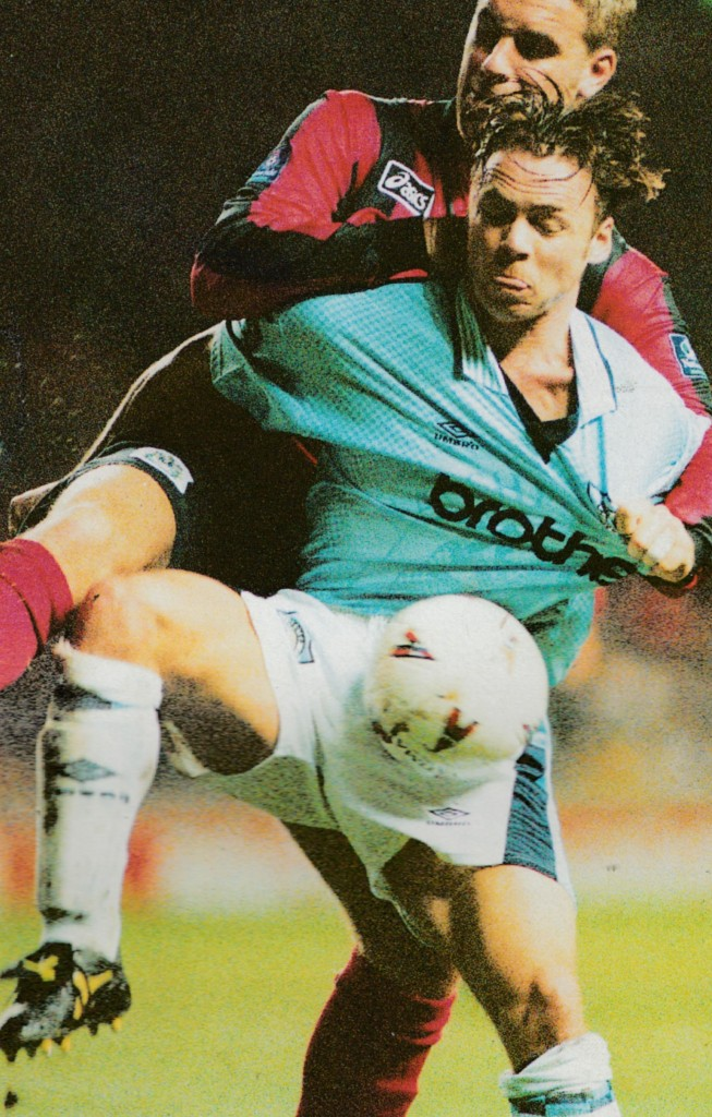 portsmouth home 1996 to 97 action8