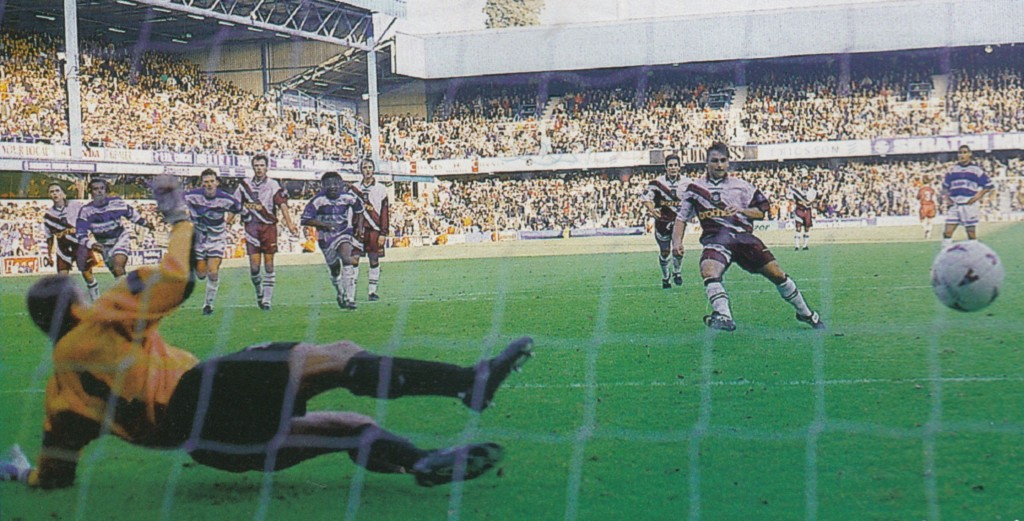 qpr away 1996 to 97 kinky goal2