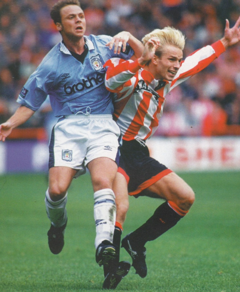 sheff utd away 1996 to 97 action8