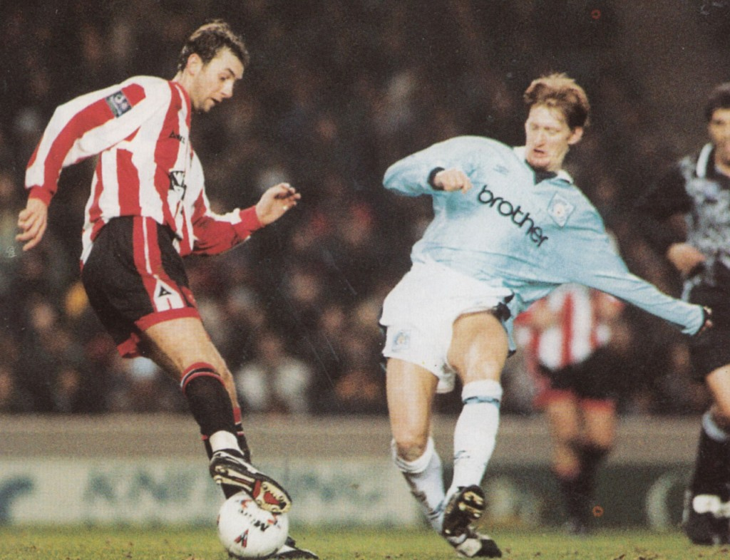 sheff utd home 1996 to 97 action7