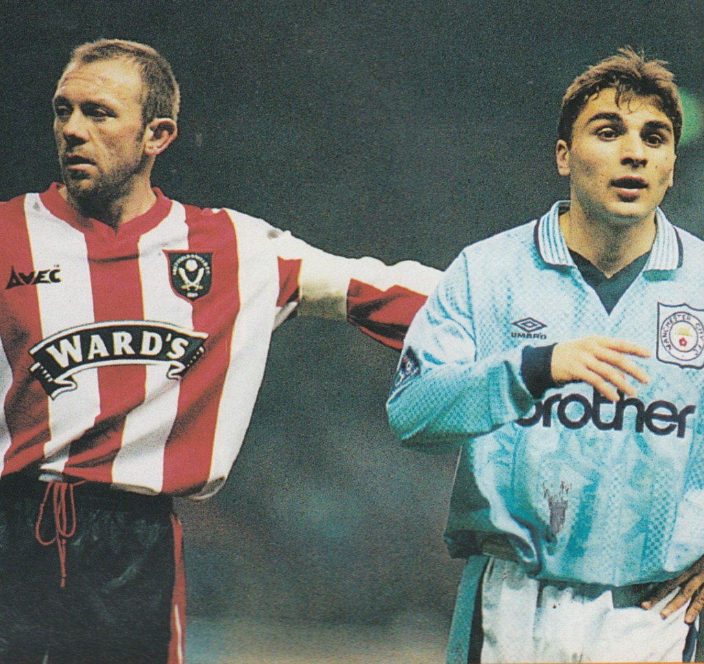 sheff utd home 1996 to 97 action8
