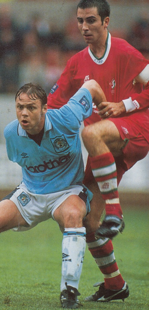 swindon away 1996 to 97 action4