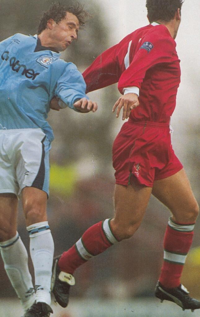 swindon away 1996 to 97 action6