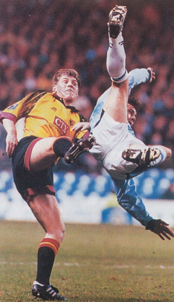 watford fa cup 1996 to 97 action7