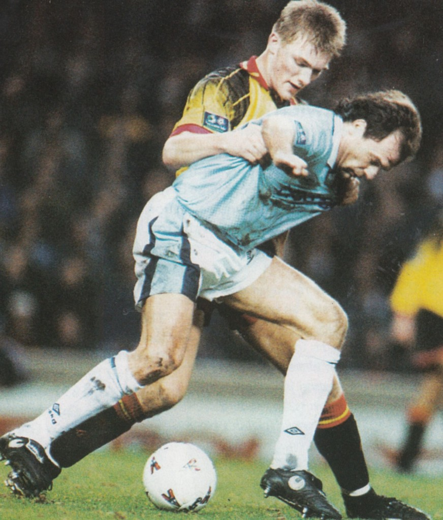 watford fa cup 1996 to 97 action8