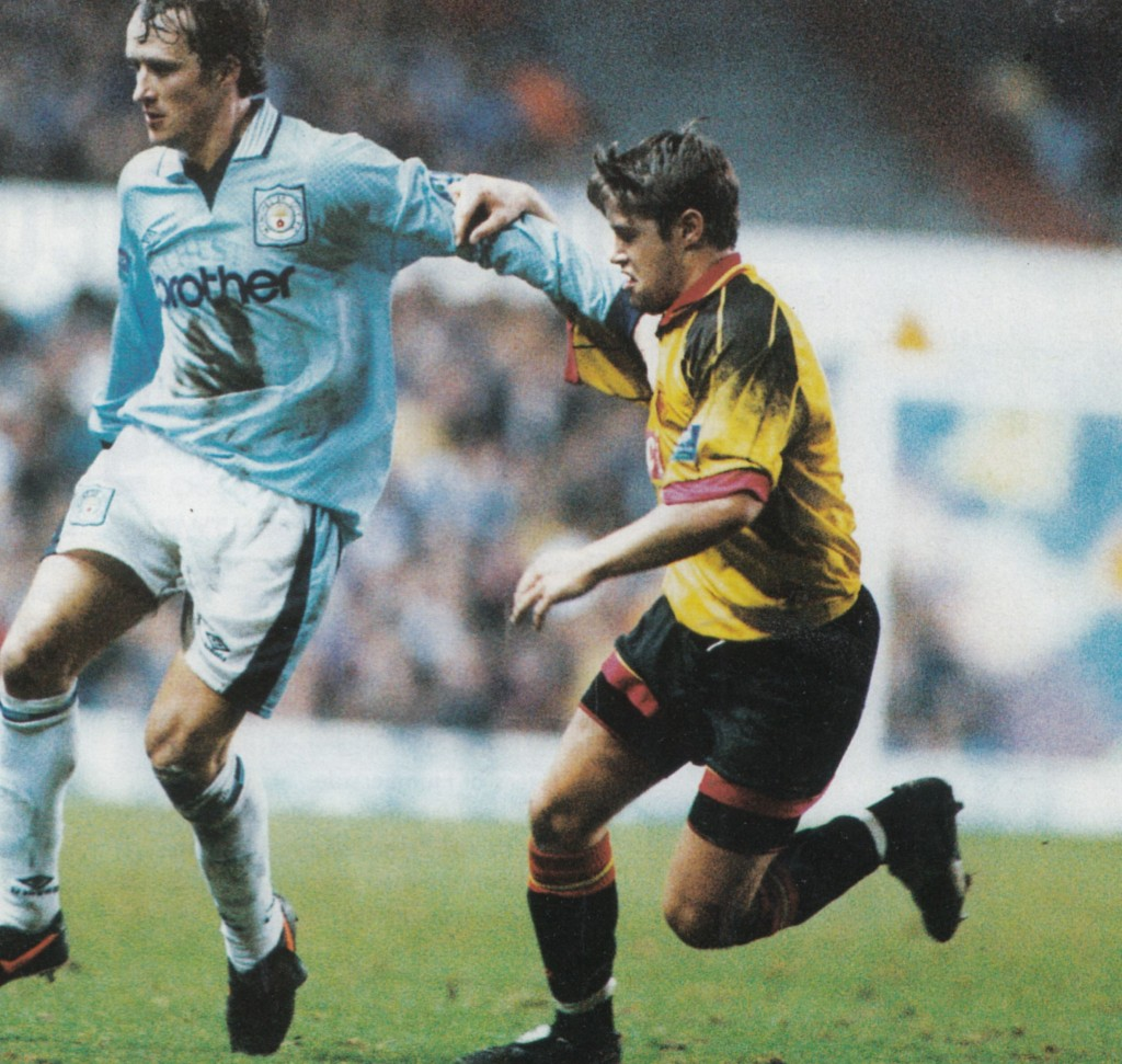 watford fa cup 1996 to 97 action9