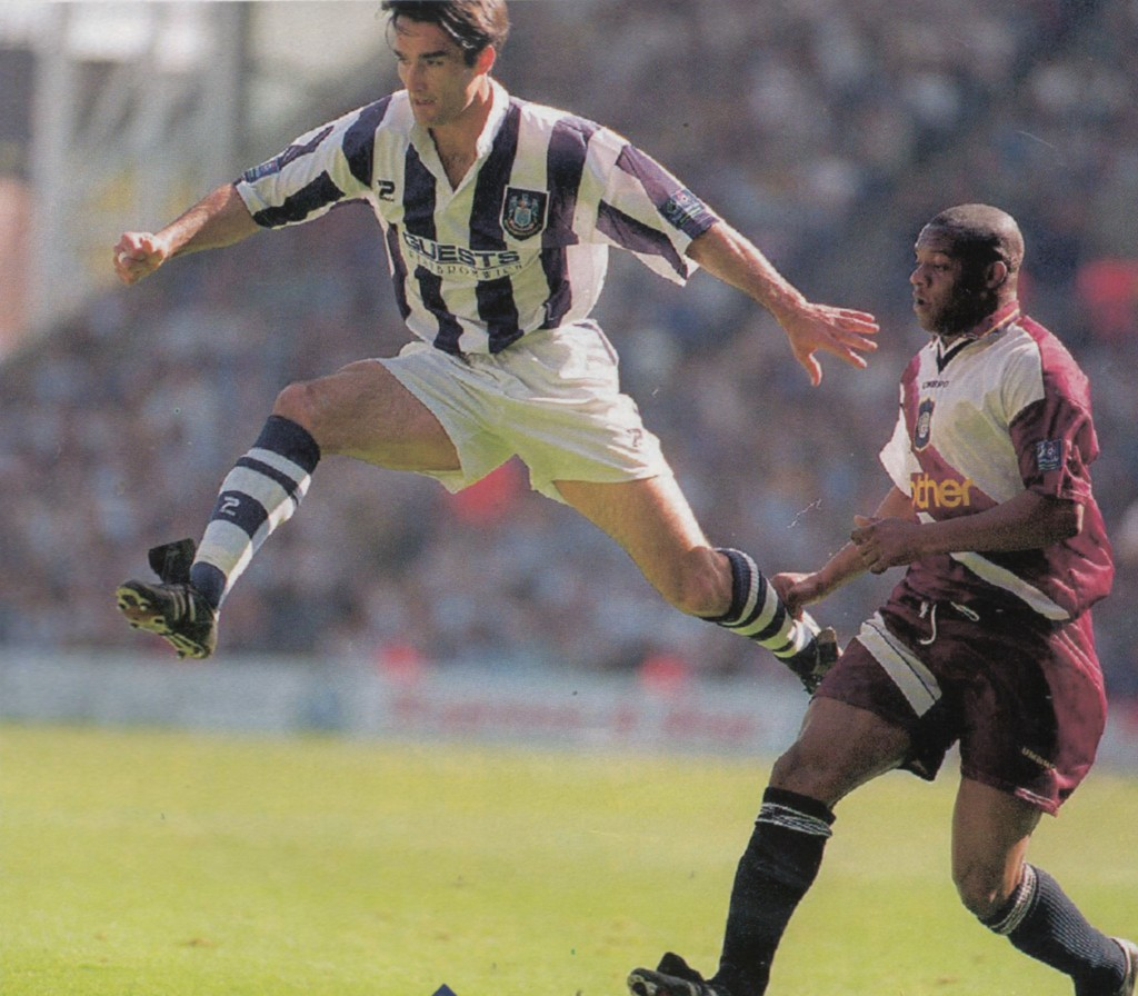 west brom away 1996 to 97 action
