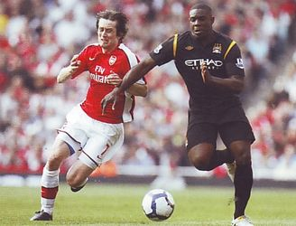 arsenal away 2009 to 10 action2