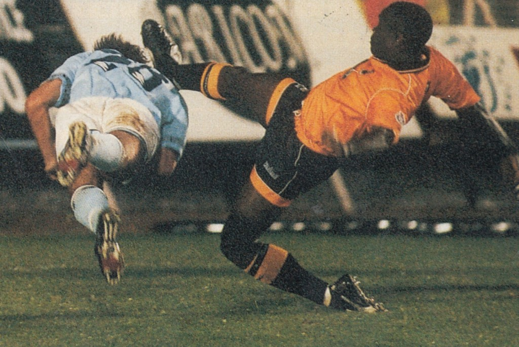 barnet away 1994 to 95 action4