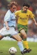norwich home 1994 to 95 action