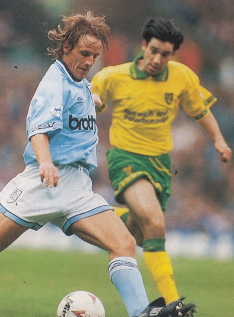 norwich home 1994 to 95 action9