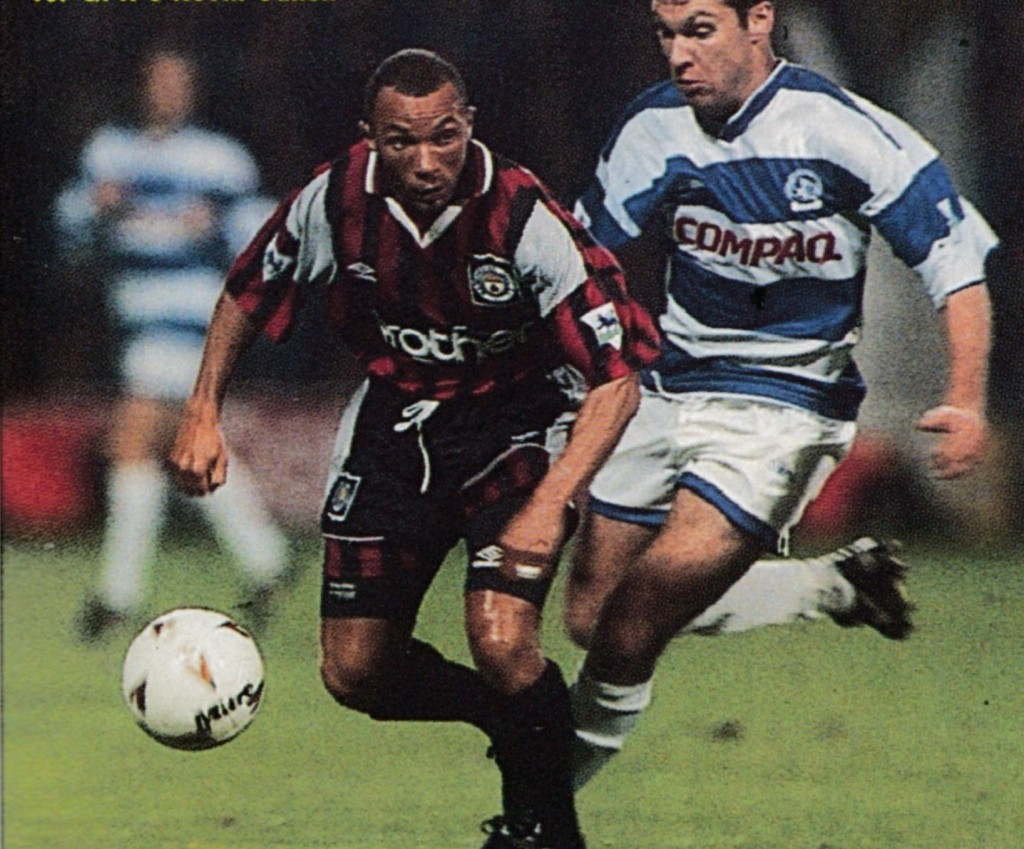 qpr away 1994 to 95 action5