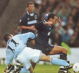 spurs home 1994 to 95 action2
