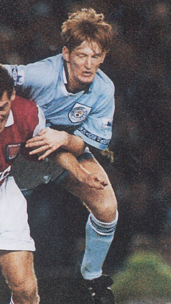 arsenal home 1994 to 95 action8