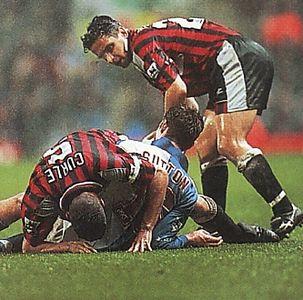 blackburn away 1994 to 95 action