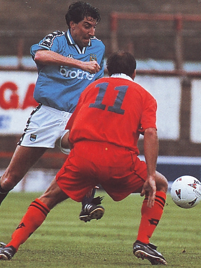 blackpool away friendly 1997 to 98 action2