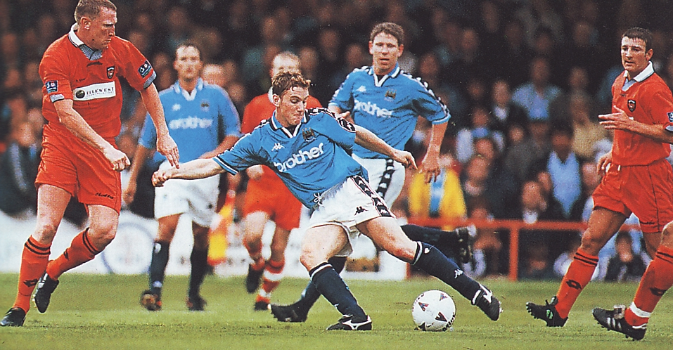blackpool away friendly 1997 to 98 action4