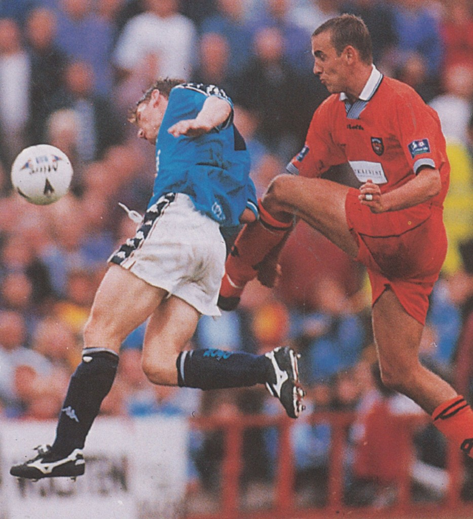 blackpool friendly 1997 to 98 action7
