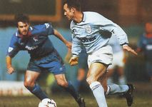 chelsea home 1994 to 95 action5