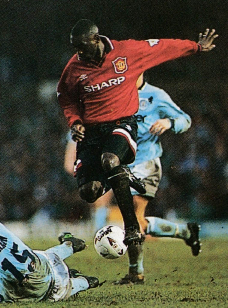 man utd home 1994 to 95 action12
