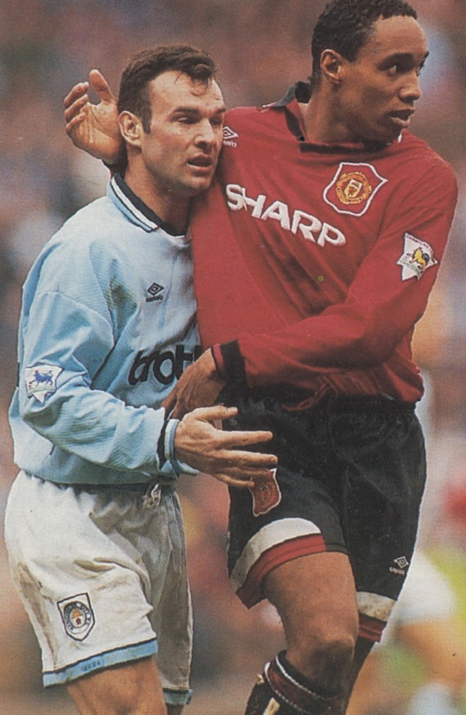 man utd home 1994 to 95 action5