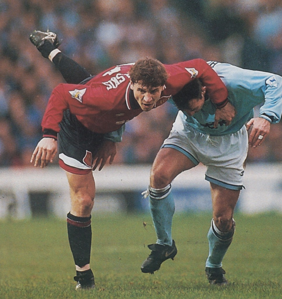 man utd home 1994 to 95 action7