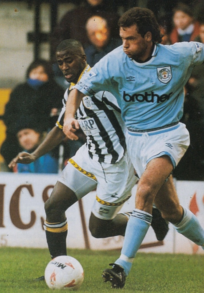notts county away fa cup 1994 to 95 action8