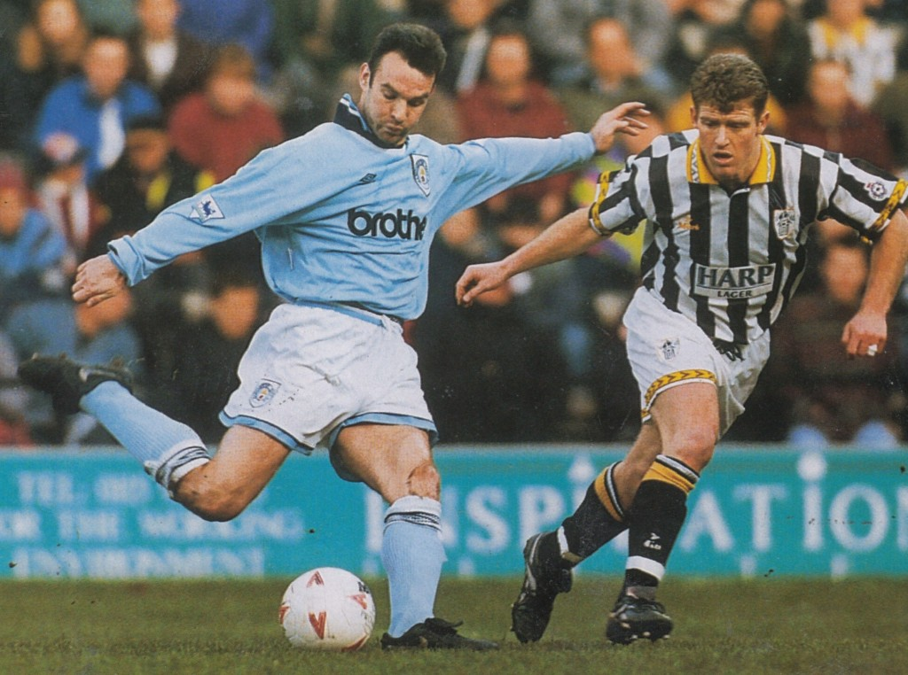 notts county away fa cup 1994 to 95 action9