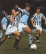 notts county fa cup 1994 to 95 action